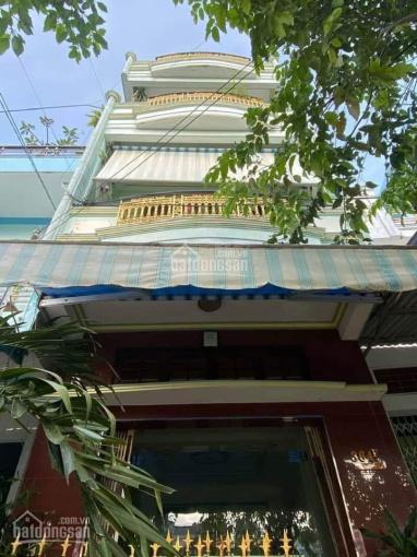 Bán nhà mặt đường Nguyễn Trãi, Phường 9, TP Cà Mau, nhà đẹp trung tâm mua bán sầm uất ảnh 0