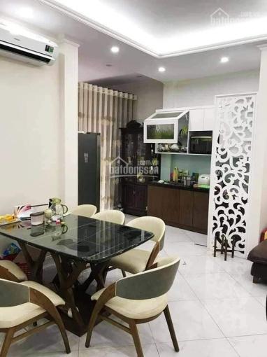 Bán nhà 5 tầng phố Thái Hà, Quận Đống Đa, 99m2 mặt tiền 4.6m, ô tô, giá 14 tỷ ảnh 0