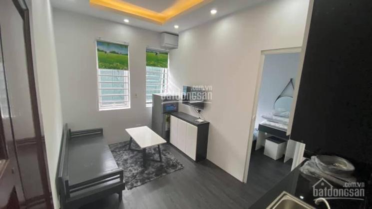 Toà chung cư mini 68m2 x 4 tầng, 7 phòng đôi, dòng tiền cho thuê 38 triệu/ tháng - ngõ rộng thoáng ảnh 0