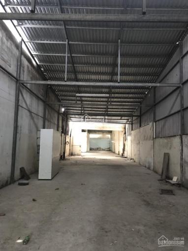 Cho thuê kho đường Hoàng Quốc Việt diện tích 600m2 ảnh 0