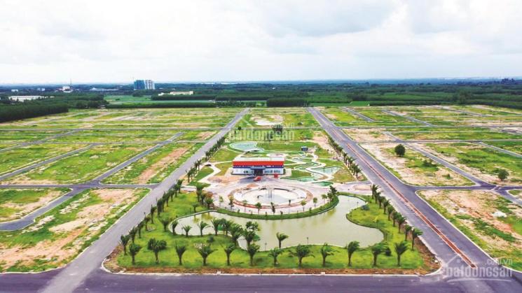 Cần bán lô đất Mega 2, Nhơn Trạch, mặt tiền đường 25C, kết nối sân bay Long Thành ảnh 0