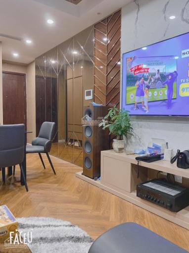 Chính chủ cần bán căn hộ 3PN D'Capitale Trần Duy Hưng, full nội thất, đã có sổ. LH: 0934464599 ảnh 0
