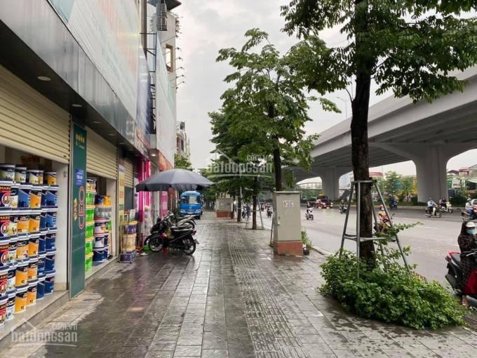 Bán nhà mặt phố Phạm Văn Đồng, Bắc Từ Liêm chỉ 8,7 tỷ kinh doanh đỉnh ảnh 0