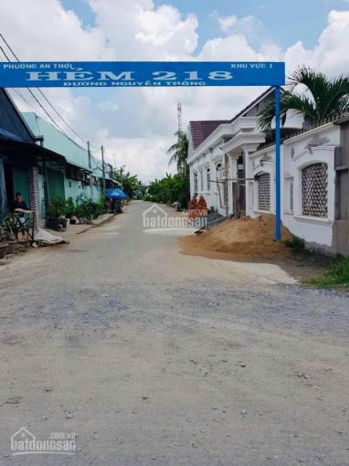 5 nền hẻm 218 Nguyễn Thông, P An Thới DT 5mx10m thổ cư LG 5m LH 0901075535 ảnh 0
