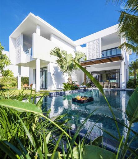 Bán biệt thự Hồ Tràm Angsana Residences căn mặt tiền biển đẹp nhất - giá 36 tỷ - hình ảnh thực tế ảnh 0