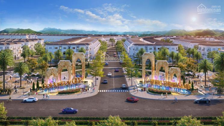 Golden Bay 602 - mặt tiền Nguyễn Tất Thành - Bãi Dài Cam Ranh - DT 14x25m ký HĐ CĐT, LH: 0906331807 ảnh 0