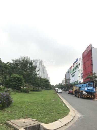 Đất nền KDC Kim Sơn kế siêu thị Lotte ngay trung tâm Quận 7, S=5x20m được xây dựng hầm lửng 3 lầu ảnh 0