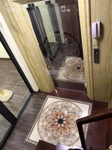 Siêu phẩm nhà đẹp khu vip Cầu Giấy 6 tầng thang máy ô tô tránh ảnh 0