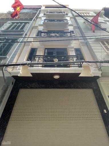 Ảnh thật 100% - nhà đẹp mỹ mãn ở luôn: Bán nhà phố Đội Cấn 40m2 - 5 tầng mặt tiền 4.5m chỉ 4.8 tỷ ảnh 0