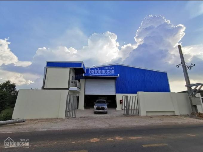 Bán nhà xưởng đang cho thuê 80 triệu/tháng, Vĩnh Tân, Tân Uyên ảnh 0