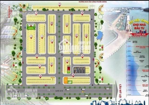 Nắm bắt nhu cầu đầu tư 880 triệu 100m2 tại KDC Phước Đông ngay tại thời điểm này 0907380393 ảnh 0