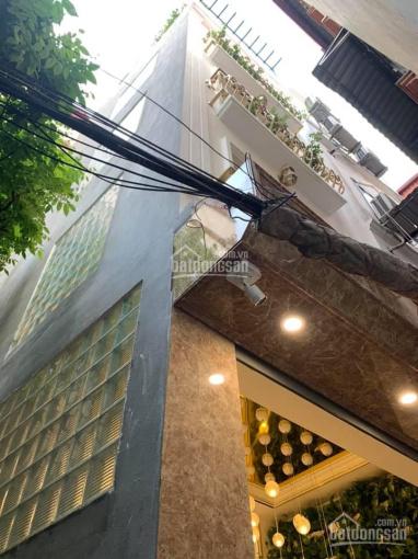 Bán nhà 5T Ngã Tư Sở nhà mới gần trường chợ, an sinh, cho thuê chỉ 3.3 tỷ ảnh 0