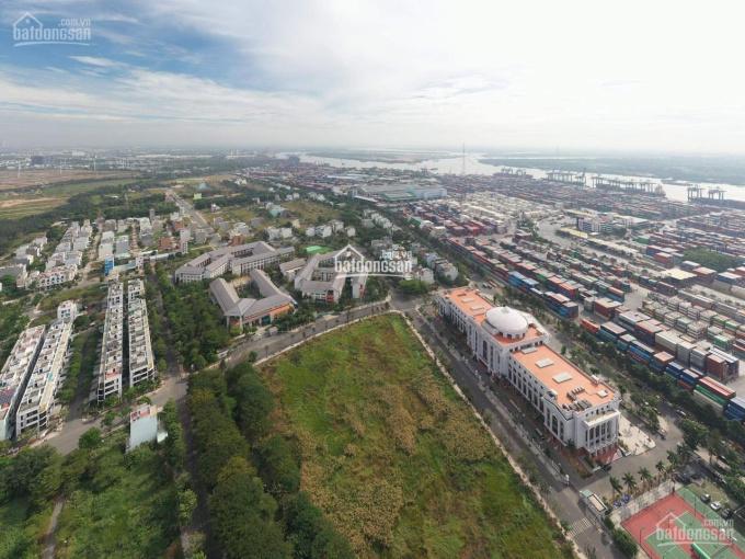 Bán đất sổ đỏ cá nhân, Phường Cát Lái, quận 2, DT 100m2 giá 61tr/m2 ảnh 0