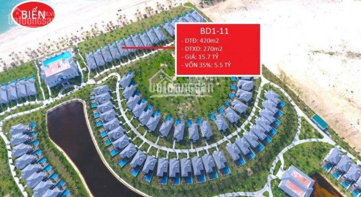 Tôi Tuấn BD 1 - 11 bán cắt lỗ 2 tỷ BT Vinpearl Bãi Dài Nha Trang, gấp, trực diện biển ảnh 0