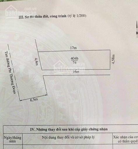 Bán đất mặt đường Phủ Thượng Đoạn - Hải An - Hải Phòng ảnh 0