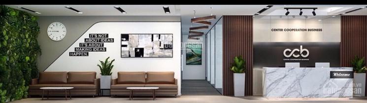 Cho thuê văn phòng cho 10 - 12 nhân viên, full nội thất, miễn phí dịch vụ tại TN Việt Á, Cầu Giấy ảnh 0