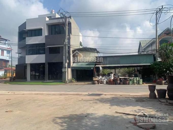Bán đất mặt tiền đường Nguyễn Văn Lộng 15x55 (160m2 thổ cư) Bình Nhâm Thuận An KD mọi mặt hàng ảnh 0