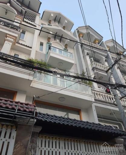 Bán nhà MT Huỳnh Văn Bánh, 4x16m, 4 tầng ảnh 0