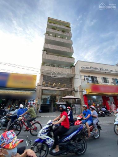 Bán building. 1 hầm 10 lầu mặt tiền Lâm Văn Bền - p. Tân Kiểng - Q7 ảnh 0