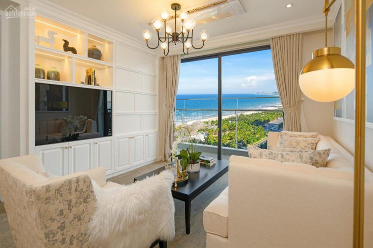 Sổ hồng lâu dài căn hộ mặt biển Đà nẵng trên cung đường biển triệu đô - nhiều diện tích ảnh 0