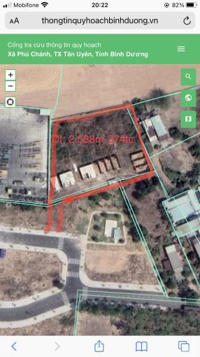 Bán đất lớn Phú Chánh - giáp KDC gần đường Huỳnh Văn Lũy giá rẻ ảnh 0