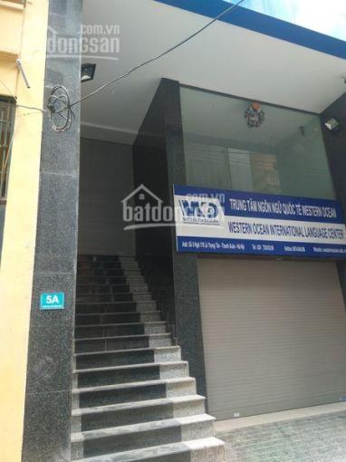 Bán tòa văn phòng kinh doanh, 6 tầng thang máy, phố Lê Trọng Tấn, Thanh Xuân ảnh 0