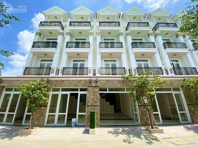 Bán nhà mới 3 lầu sổ hồng riêng ngay Ngã Tư Bình Triệu gần TTTM Gigamall Hiệp Bình Chánh Thủ Đức ảnh 0