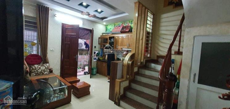 Bán nhà đường Nguyễn Khả Trạc, gần đường ôtô: 30m2 x 5T. MT: 4m, giá: nhỉnh 3 tỷ ảnh 0