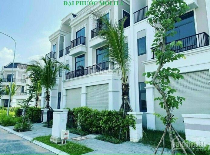 Bán nhà phố liền kề khu trung tâm Bàu Bàng Bình Dương, dt 110m2, xây 2 tầng, giá 2 tỷ, 00901380456 ảnh 0