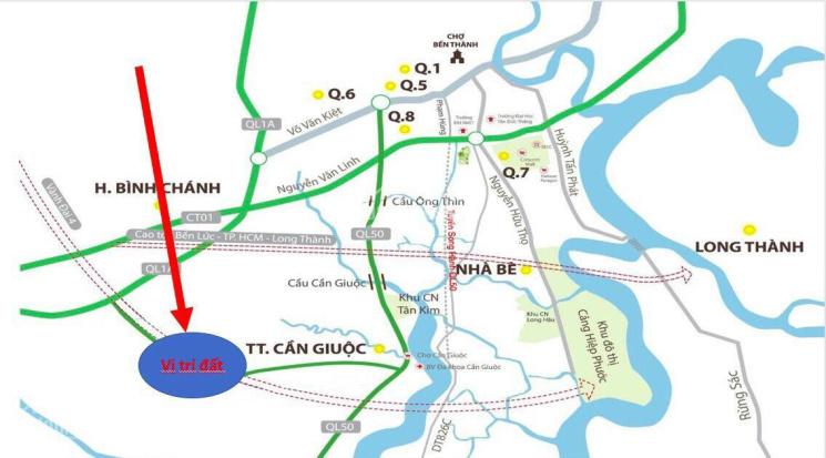 Bán gấp lô góc 2 mặt tiền đường Mỹ Lộc - Phước Hậu, SHR, đường xe hơi, lộ giới 23m. Giá 1,2 tỷ ảnh 0