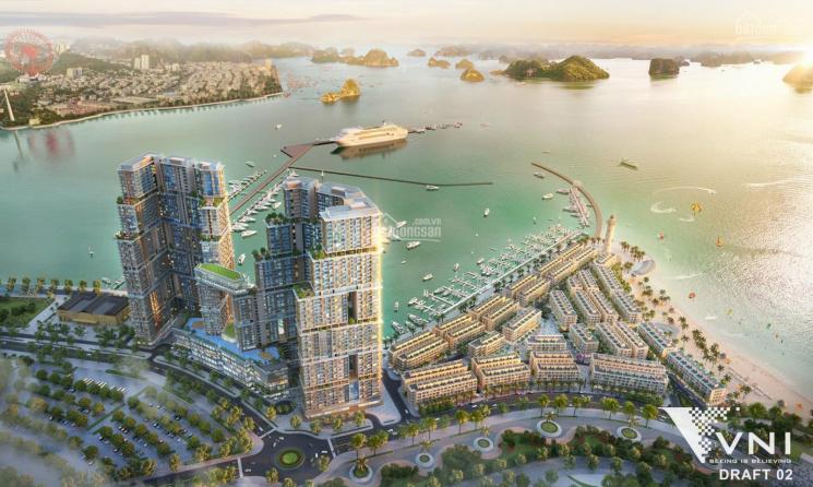 Bán cặp Shophouse mặt cảng view vịnh - Sun Marina Hạ Long. Giá gốc đợt 1 - chiết khấu 8,5% ảnh 0