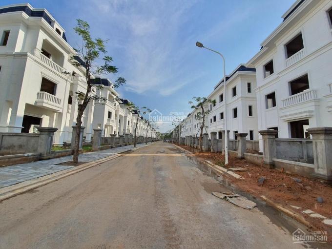Bán căn biệt thự song lập 180m2 tại KĐT cao cấp VCI Moutain View, nhận nhà hoàn thiện ngay ảnh 0