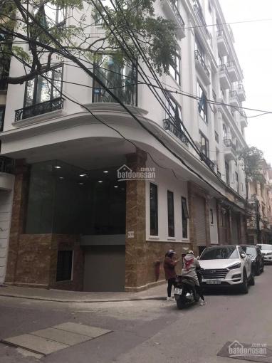 Bán nhà PL Doãn Kế Thiện, Mai Dịch, Cầu Giấy 60m2 x 7 tầng thang máy căn góc 2 mặt tiền, 12,6 tỷ ảnh 0