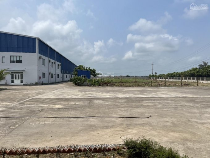 Bán xưởng 8000m2 cách Vũ Hữu Lợi, Nam Định 200m ảnh 0