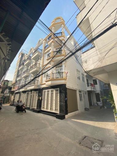 Bán nhà đẹp HXH đường D2, P. 25, Bình Thạnh, 4mx14m, trệt 3 lầu, 9.8 tỷ ảnh 0