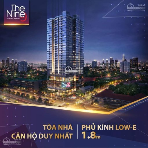 Bán chung cư The Nine số 9 Phạm Văn Đồng - Đẹp không tỳ vết ảnh 0