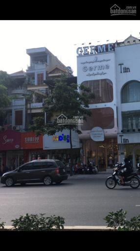 Cho thuê nhà MP Nguyễn Trãi DT 120m2*4, MT 6m giá 70 triệu/tháng ảnh 0