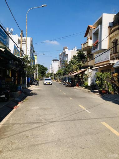 Bán nhà mặt tiền đường Lê Lâm, phường Phú Thạnh, 4.5x19m vuông vức, đúc 2.5 tấm, giá 10.5 tỷ ảnh 0