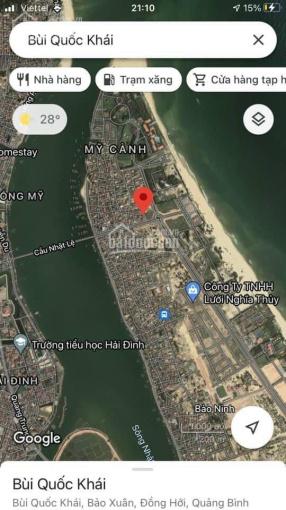 Tim đường cầu Nhật Lệ 1 (Trần Hưng Đạo) lô đất kinh doanh 2 mặt tiền Bảo Ninh, Đồng Hới, Quảng Bình ảnh 0