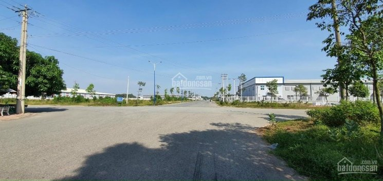 Bán đất đường DA1, NA2, N17 nhựa 25m, 35m đối diện nhà máy KCN cao, ĐH TDM Mỹ Phước 4 ảnh 0