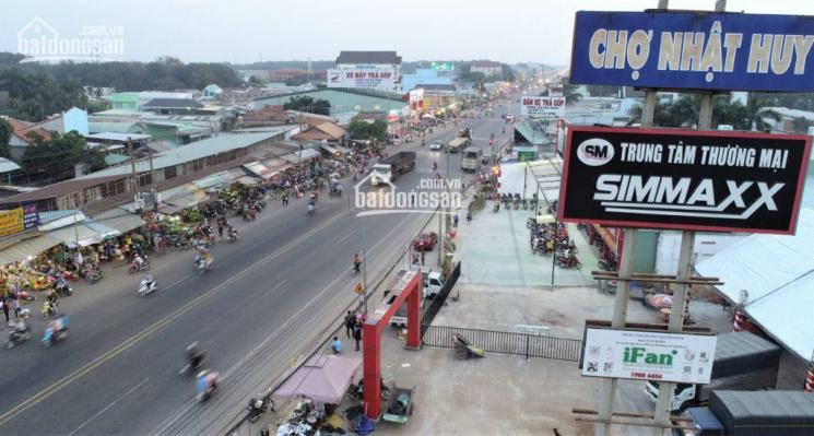 Chính chủ cần bán lô đất trung tâm đô thị thương mại chợ Nhật Huy ảnh 0