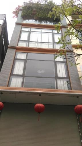 Cho thuê nhà ngay mặt đường đôi Trung Kính, DT: 80m2 x 4T, giá 30 tr/tháng ảnh 0