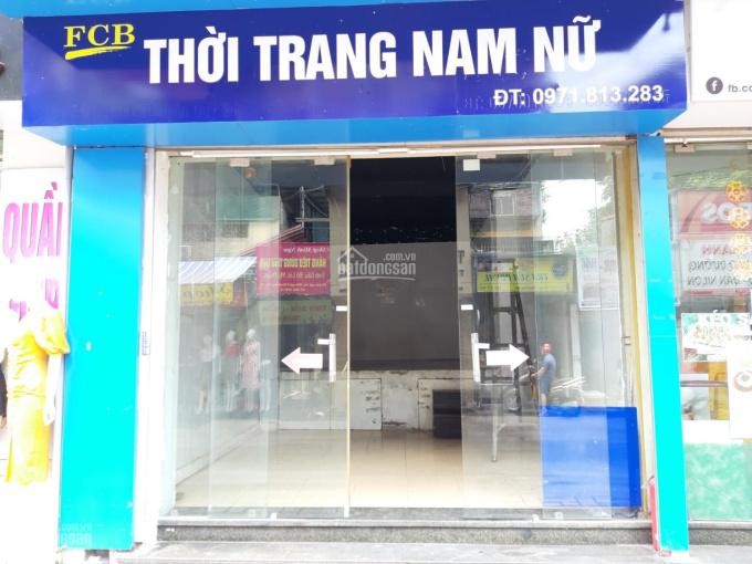 Cho thuê cửa hàng nhà D3 khu TT TXB quận Thanh xuân mặt tiền 4m, dt 28m2, mặt ngõ 5 Khuất Duy Tiến ảnh 0