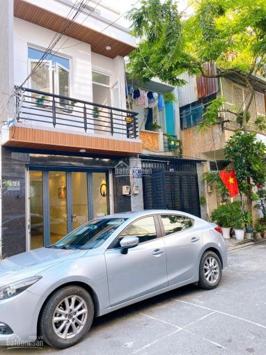 Bán nhà 64m2 hẻm 10m 4x16m Phan Huy Ích - Tân Bình, tặng kèm nội thất ảnh 0