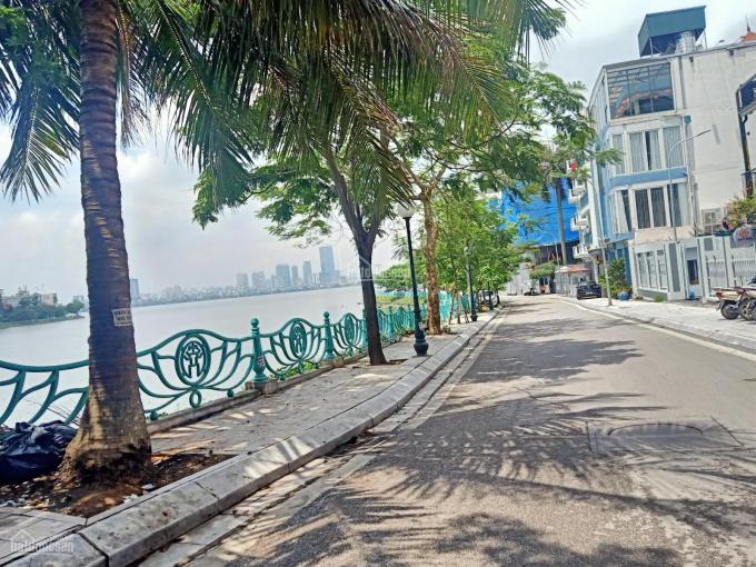 Bán nhà mặt phố Quảng An, 245m2 * 4 tầng, mặt tiền 12m. Giá 130 tỷ ảnh 0