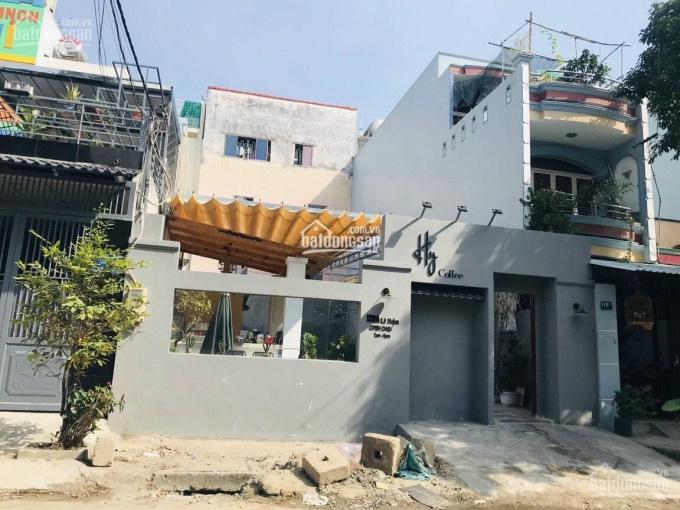 Bán nhà căn đôi MT Lê Niệm, P. Phú Thạnh, Q. Tân Phú (DT 8x19m, cấp 4, giá 17 tỷ) ảnh 0