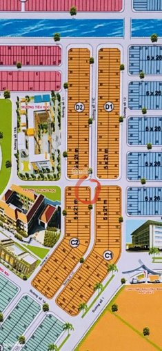Kẹt tài chính bán gấp lô góc trong KDC Tân Đô, DT 155m2 giá rẻ sổ sẵn ảnh 0