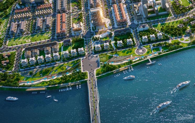 Block đẹp nhất dự án trục chính 27m, kề sông cạnh biển giá tốt ảnh 0
