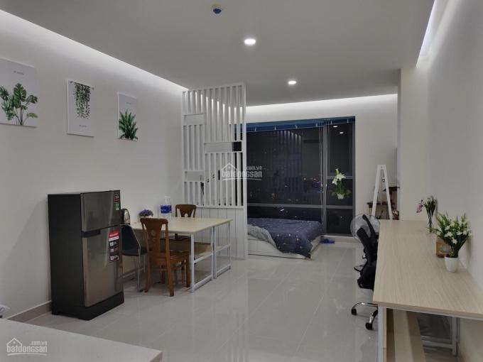Cho thuê officetel Golden King trung tâm Phú Mỹ Hưng, full nội thất, 35m2, 10tr/th ảnh 0