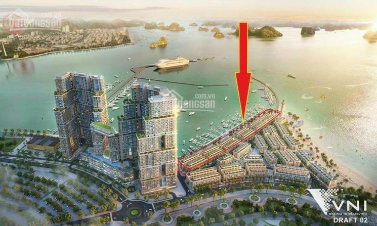 Bán shophouse cặp cảng mặt vịnh Sun Grand Marina Hạ Long. Giá gốc đợt 1 chiết khấu 8,5% 0822334888 ảnh 0